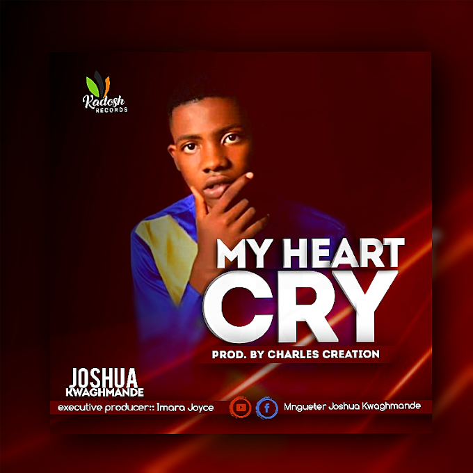 Music: My Heart Cry by Joshua Kwaghmande