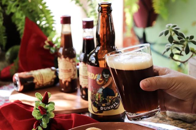 Cerveja Artesanal Dunkel Weiss
