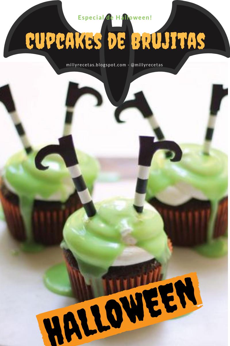 Cupcakes de Brujitas