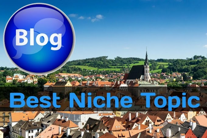 Best ( Blogging Niche ) in Hindi For You