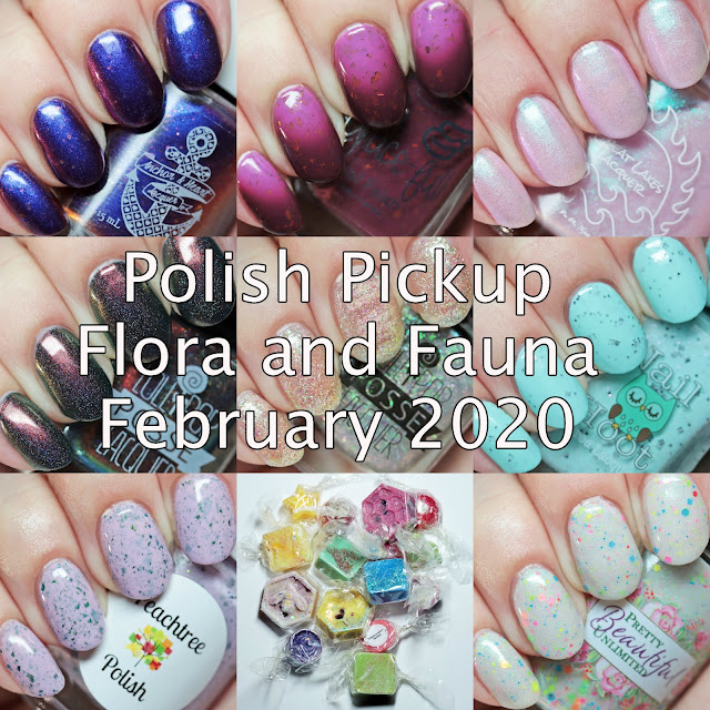 Polish Pickup Flora and Fauna February 2020