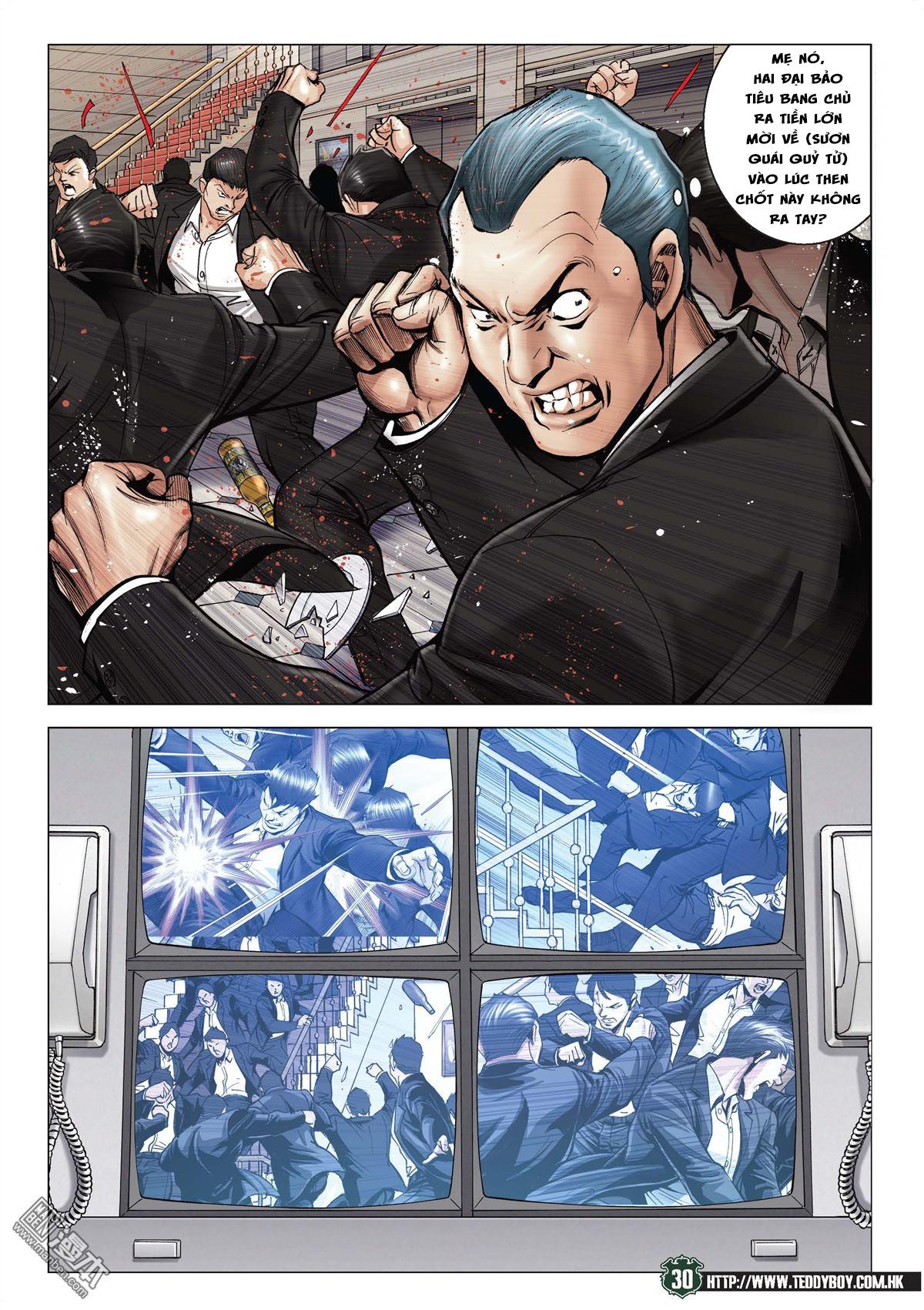 Người Trong Giang Hồ RAW chap 2070 - Trang 29