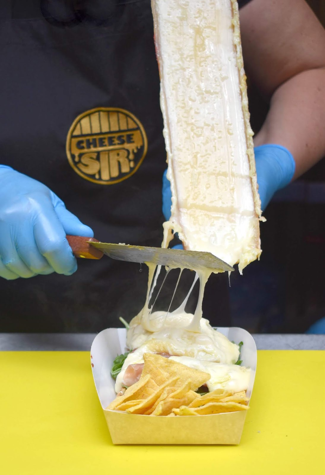 The Best Street Food in Newcastle! HWKRMRKT, By the River  - Cheese Sir