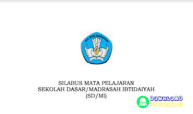 Silabus SD Kurikulum 2013 Revisi 2016 Kelas 1,2,3,4,5,6 Pendidikan Agama Islam (PAI)