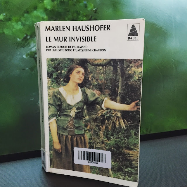 Le mur invisible, Marlen Haushofer