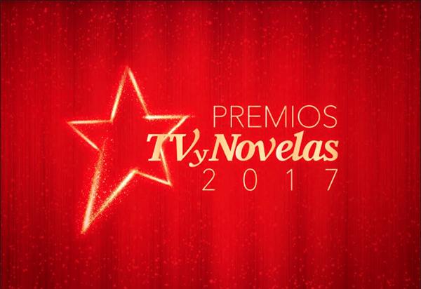 presentadores-Premios-Tv-y-Novelas-2017-Iván-López-Mabel-Moreno