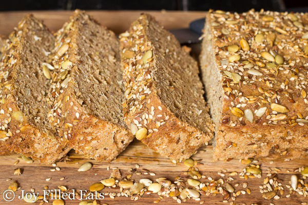 how to make sprouted quinoa flour