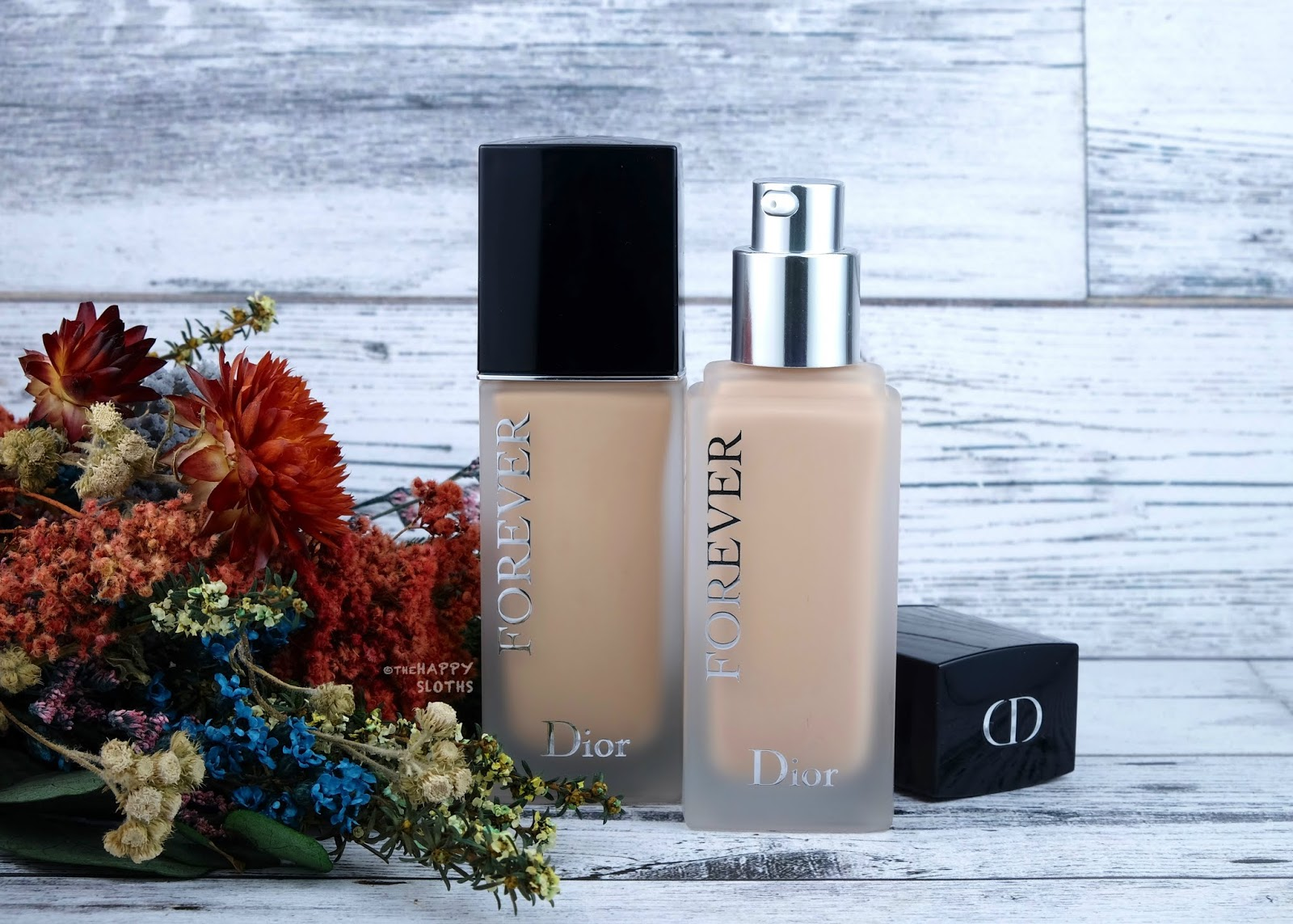 Dior Forever 24H Wear High Perfection Matte Foundation: Review and Swatches