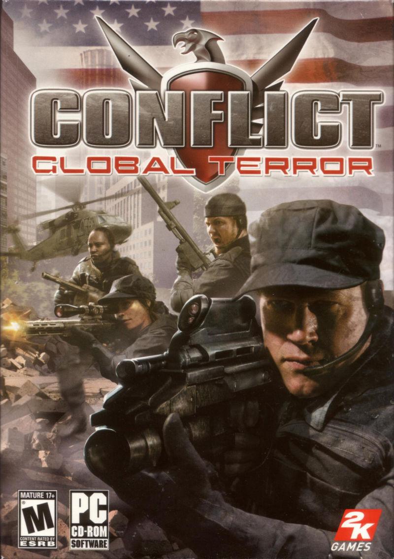 تحميل لعبة عاصفة الصحراء Conflict Global Storm