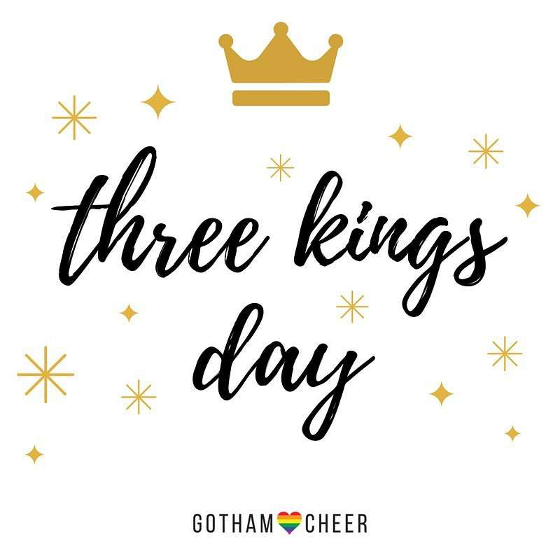 Three Kings Day Wishes Photos