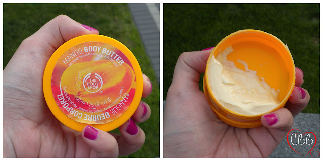 The Body Shop Mini Mango Body Butter