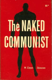 The Naked Communist by W. Cleon Skousen  PDF book