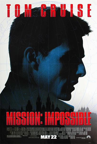 Misión Imposible (HD 1080P y español – ingles 1996) poster box code