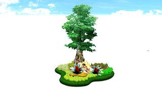 jasa pembuatan taman surabaya tianggadha art