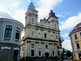 Ивано-Франковск. Кафедральный собор св. Вознесения
