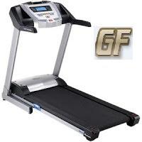 Treadmill alat fitnes