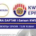 Cara-Cara Membuat Permohonan i-Saraan KWSP RM250 Kepada Individu Yang Bekerja Sendiri / Suri Rumah