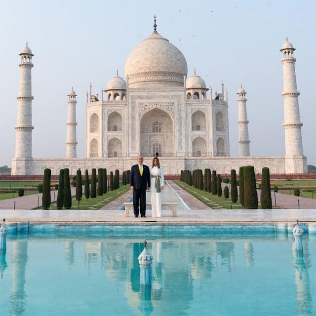 'Awe-inspiring': Ivanka Trump praises grandeur, beauty of Taj Mahal