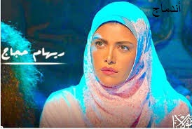 الفنانة المصرية ريهام حجاج تهاجم متابعينها , تعرف علي السبب