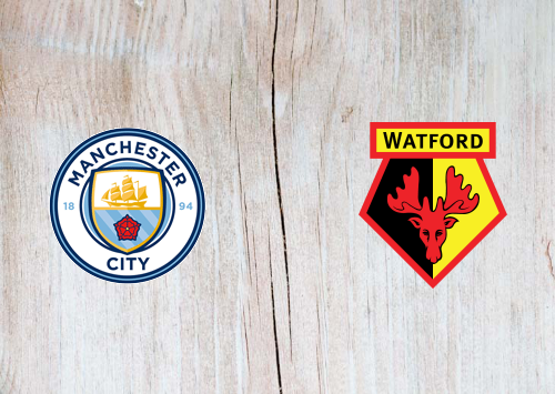 Manchester City vs Watford -Highlights 21 September 2019