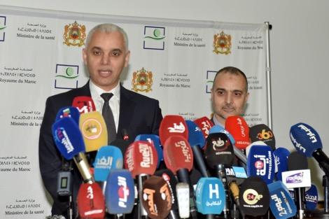 وزارة الصحة تؤكد أن الوضعية الوبائية في المغرب متحكم فيها ومستقرة✍️👇👇👇