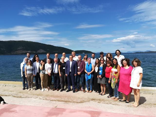 Ηγουμενίτσα: 50η Συνάντηση των Εθνικών Συντονιστών της Ευρωπαϊκής Εβδομάδας Κινητικότητας