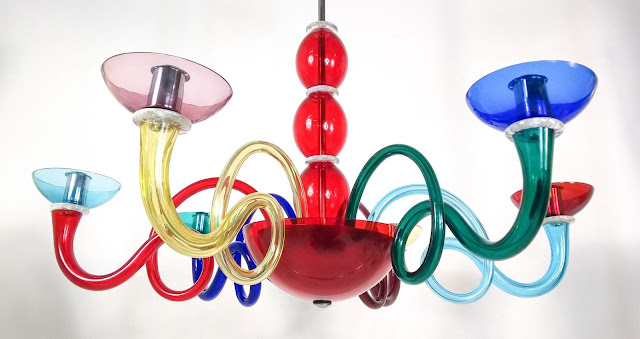 Replacements-for-Veart-Murano-Chandeliers-in-blown-glass