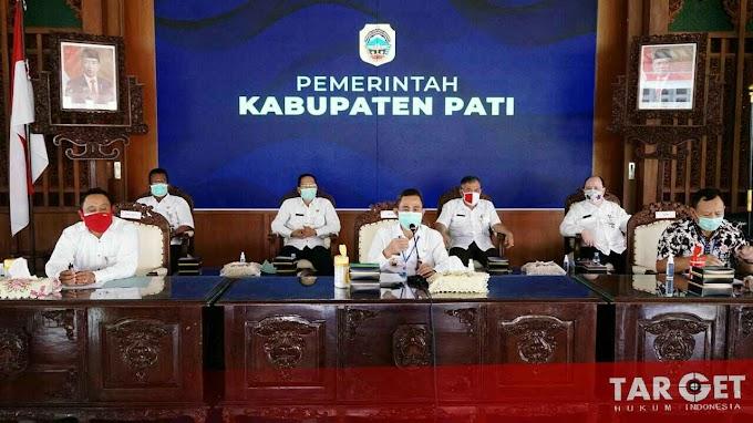 Bupati Haryanto Singgung Penyebab Kasus Covid-19 Tak Kunjung Melandai