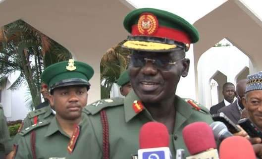 BREAKING: Military denies existence of 1,000 secret graveyards in the North East theatre