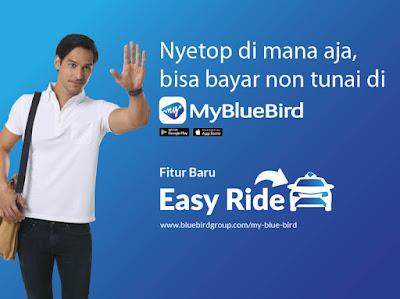 Blue Bird Mudahkan Pelanggan dengan Luncurkan Aplikasi My BlueBird