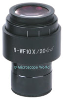 Tips for cleaning microscope lenses.