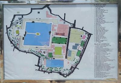 Amritsar City near Golden Temple Map