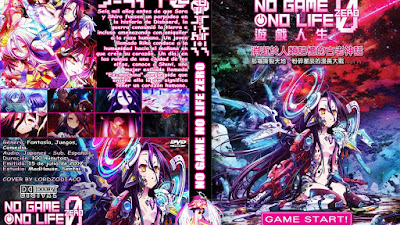 No Game No Life Pelicula - Latino - HD - Avi - Mega - Mediafire