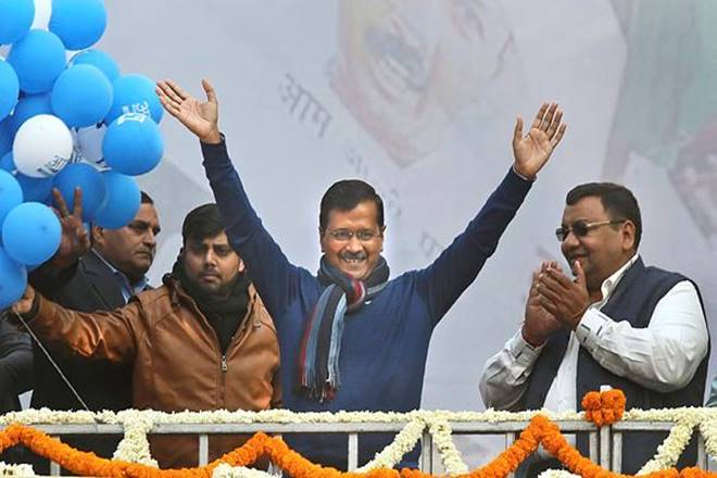 kejriwal-huge-victory-third-time-cm