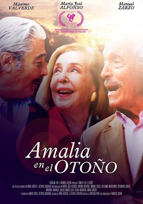 CINE   Amalia en el otoño, un relato amable sobre nuestro mayores.