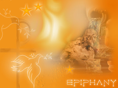Epiphany Star Picture Epiphany Holiday Wishes image