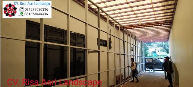 jasa pembuatan vertical garden (dinding hijau) di surabaya  Jasa Vertical Garden Surabaya - Jasa Pembuatan Green Wall