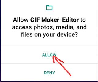 GIF Banane Ka App