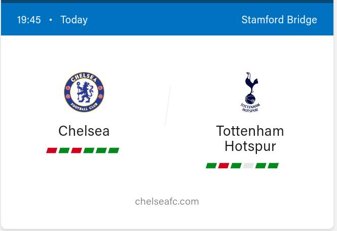 Chelsea vs Tottenham Hotspur Football Preview and Predictions 2021