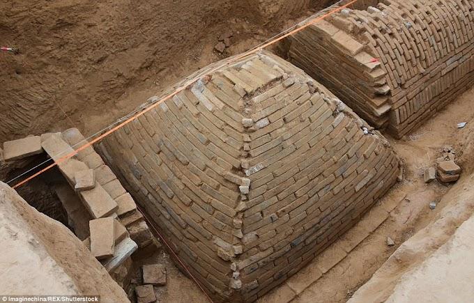 Mysterious Pyramid of Zhengzhou