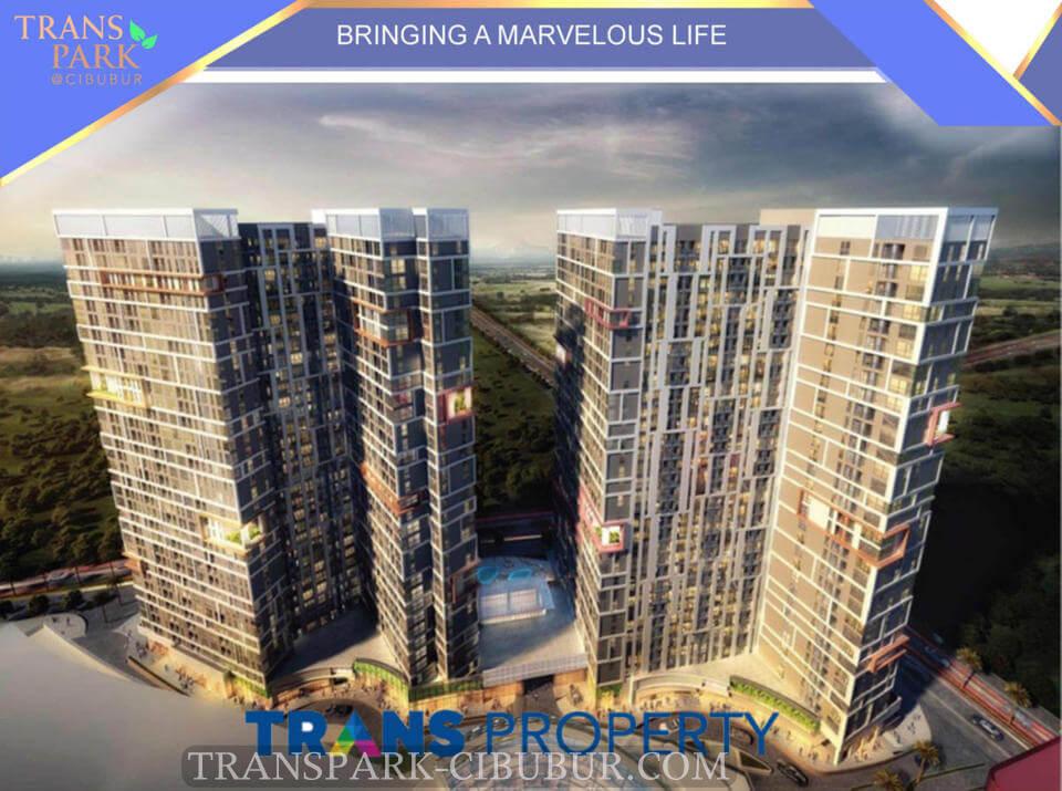 Apartemen TransPark Cibubur