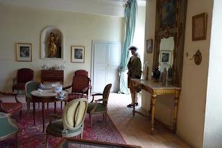 Interior del Palais des Évêques.