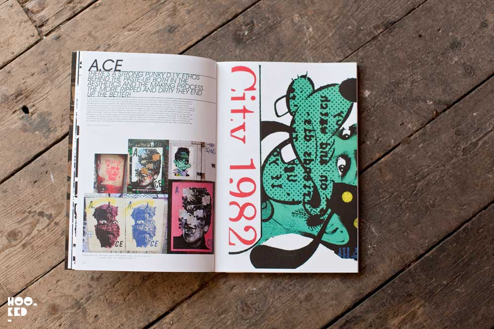 It's a Stick-Up: 20 Real Wheat Paste-Ups Book Review