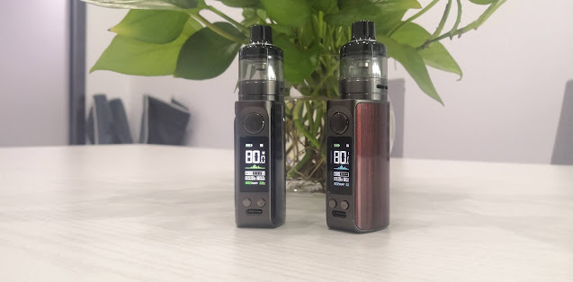 Vaporesso LUXE 80 and LUXE 80 S Kit coming from Vaporesso!