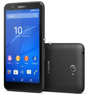 """Cara Flash Sony Xperia E4 Dual E2115"""