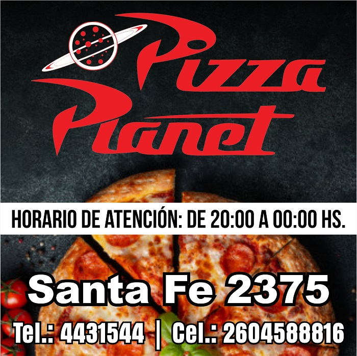PIZZA PLANET