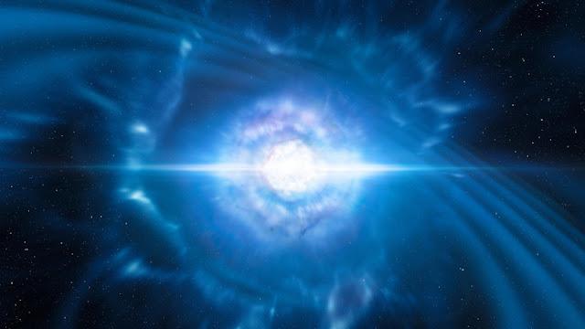 Por primera vez identifican un elemento pesado nacido en una colisión de estrellas de neutrones