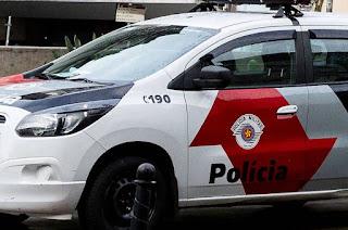 Policia Militar prende homem por bater na mãe em Iguape