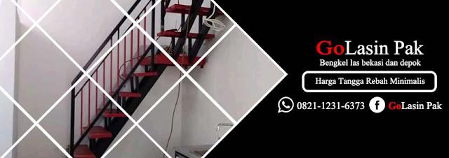penawaran harga tangga rebah murah berkualitas