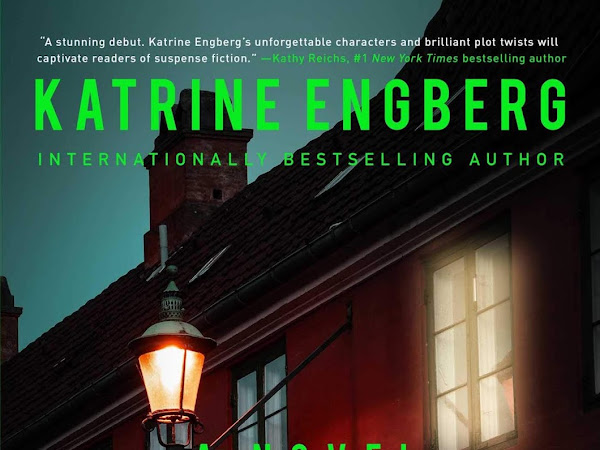 Book Review | The Tenant by Katrine Engberg